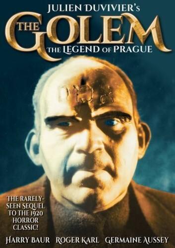 The Golem: The Legend Of Prague