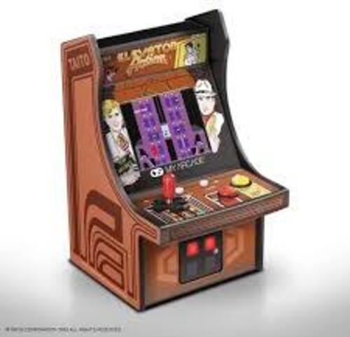 My Arcade Dgunl3240 Elevator Action Micro Player - My Arcade DGUNL-3240 ELEVATOR ACTION COLLECTIBLE RETRO MICRO PLAYER