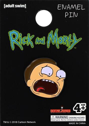 RICK & MORTY- MORTY ENAMEL PIN