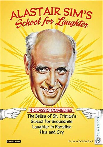 Alastair Sim's School for Laughter: 4 Classic Comedies