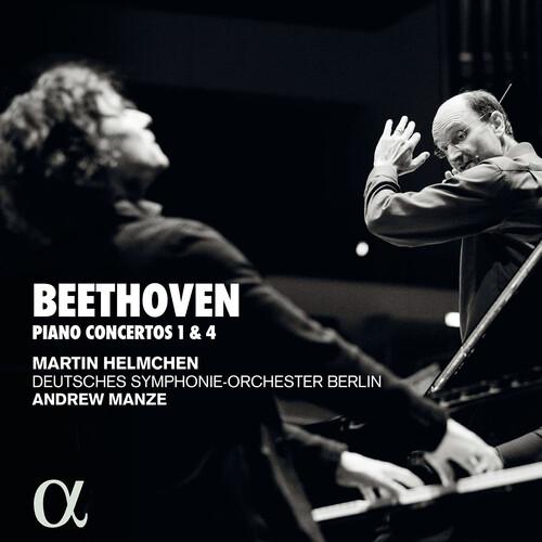 Pianos Concertos 1 & 4