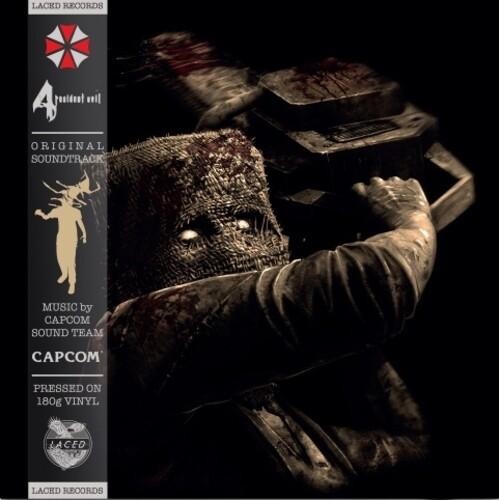 Resident Evil 4 (Original Soundtrack)