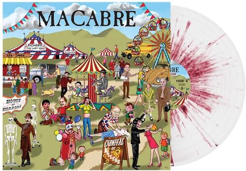 Macabre - Carnival of Killers (Carnival Killing Spree Edition) [Limited Edition LP]