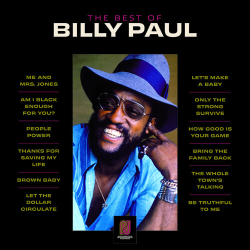 - The Best Of Billy Paul