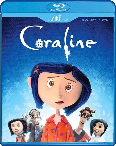 Coraline - Laika Studios Edition (2021) - Coraline (2pc) / (2pk)