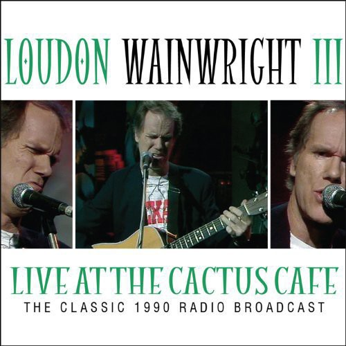 Live At The Cactus Cafe