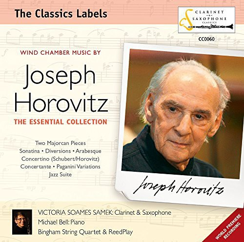 Horowitz /  Soames Samek : Clarinet Chamber Music