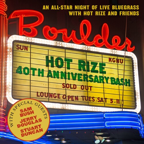 Hot Rize - Hot Rize's 40th Anniversary Bash [LP]