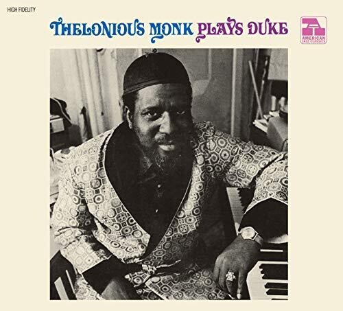 Thelonious Monk Plays Duke Ellington [Collector's Edition Digipak] [Import]