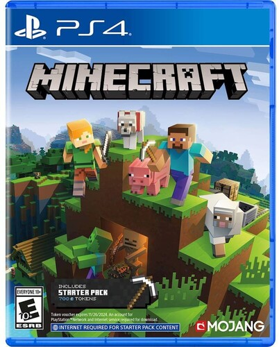 Minecraft Starter Collection for PlayStation 4