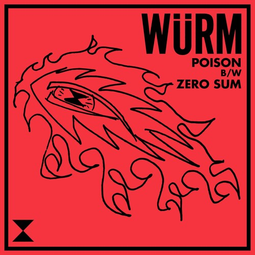 Wurm - Poison / Zero Sum [RSD Drops Sep 2020]