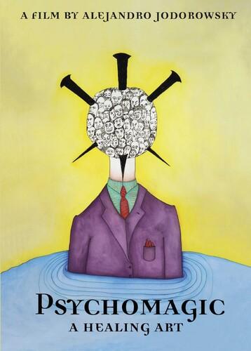 Alejandro Jodorowsky - Psychomagic, A Healing Art [Blu-ray]