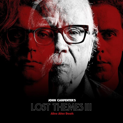 John Carpenter - Lost Themes III: Alive After Death [Red LP]