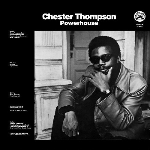 Chester Thompson - Powerhouse (Blk) [Colored Vinyl] (Org) [Indie Exclusive] [Remastered]