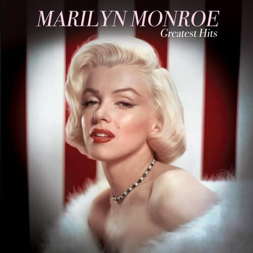 Marilyn Monroe - Greatest Hits (Pink & White Vinyl) [Colored Vinyl] (Gate)