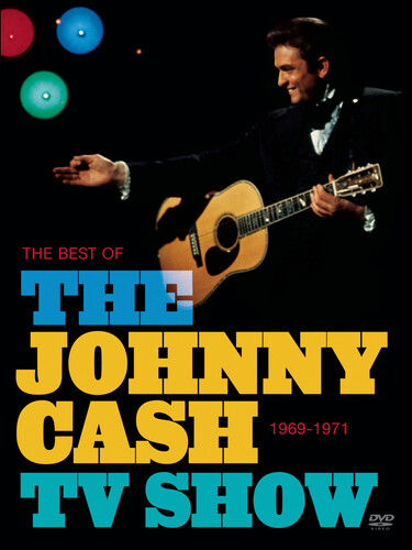Johnny Cash-The Best Of The Johnny Cash Tv Show