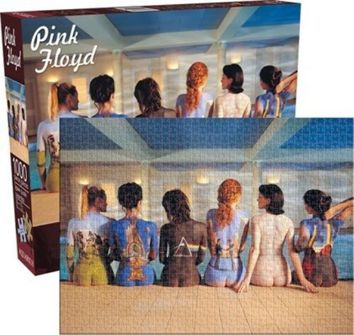 Puzzle - Pink Floyd - Back Art 1000 PC Jigsaw Puzzle