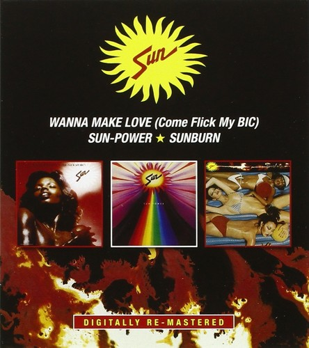 Wanna Make Love / Sun-Power/ Sunburn [Import]