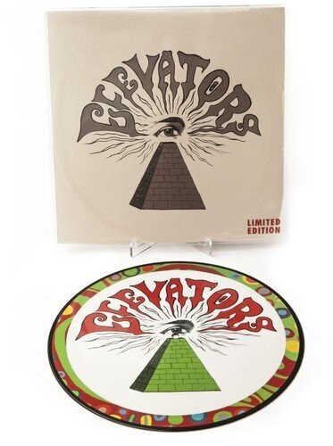 """The 13th Floor Elevators - """"You're Gonna Miss Me"""" b/w """"Tried To Hide"""" (French EP Version)"""