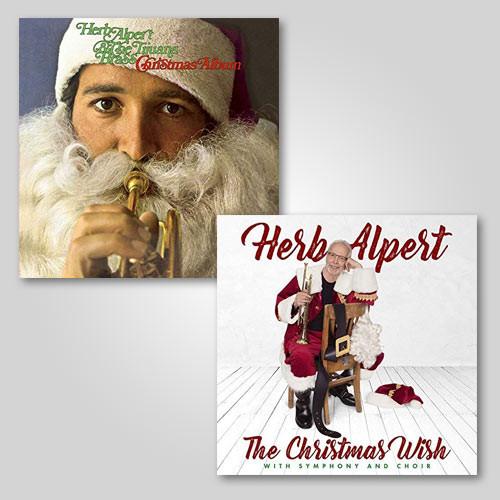 Herb Alpert Christmas CD Bundle