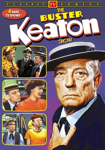 Lost Tv Classics: Buster Keaton Show