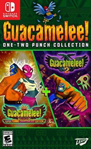 - Guacamelee! One-Two Punch Collection for Nintendo Switch