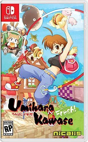 - Umihara Kawase Fresh! for Nintendo Switch