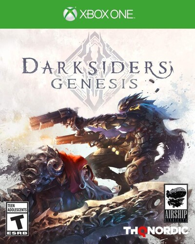 - Darksiders Genesis for Xbox One