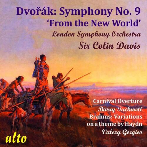 Dvorak: Symphony No. 9; Carnival Overture; Brahms: Variations on a The