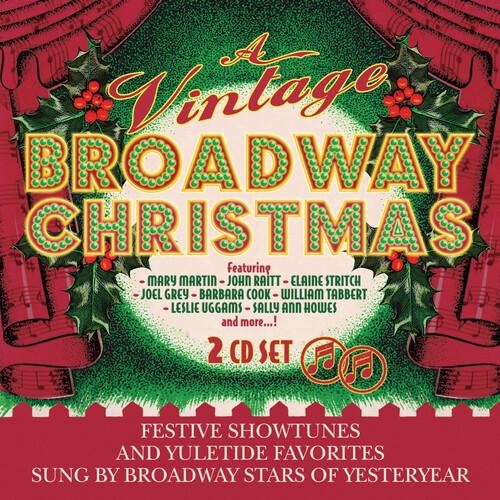 Vintage Broadway Christmas /  Various [Import]