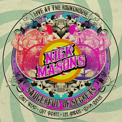 Nick Mason's Saucerful of Secrets - Live At The Roundhouse [2CD/DVD]