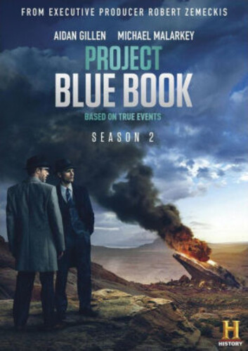 Project Blue Book [TV Series] - Project Blue Book: Season 2