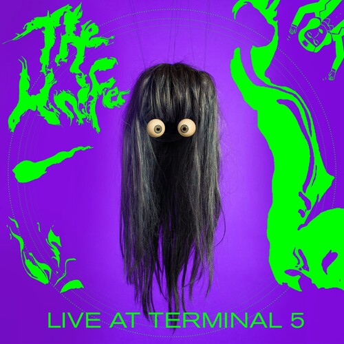 Knife - Shaking The Habitual: Live At Terminal 5