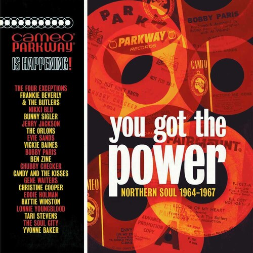 You Got The Power: Cameo Parkway Northern Soul (1964-1967)