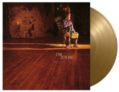 Dr John - Anutha Zone [Limited Gatefold, 180-Gram Gold Colored Vinyl]