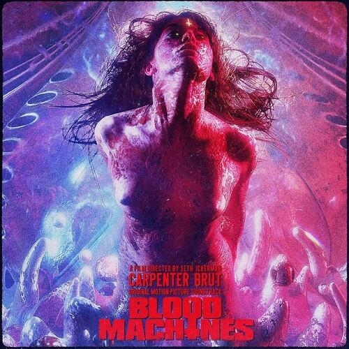 Carpenter Brut - Blood Machines - O.S.T. [LP]