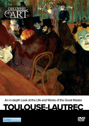 Discovery Of Art: Toulouse-latrec