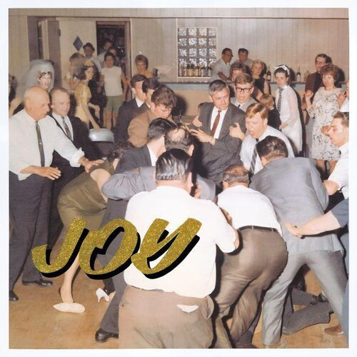 Idles - Joy As An Act Of Resistance [Colored Vinyl] (Mgta)