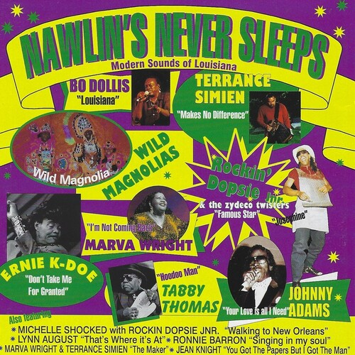 Aim Records Artists: Nawlins Never Sleeps /  Various