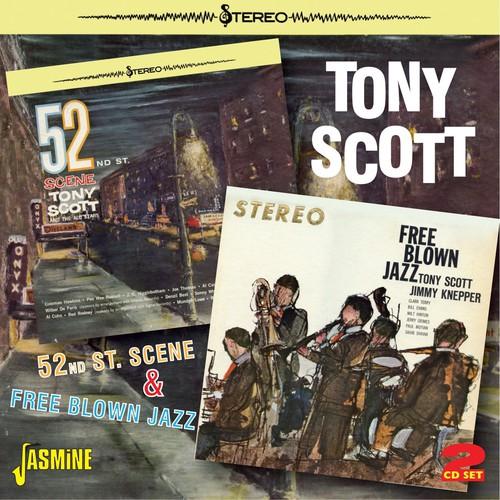 52nd St. Scene & Free Blown Jazz [Import]