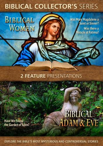 Biblical Collector's Series: Biblical Women/ Biblical Adam And Eve