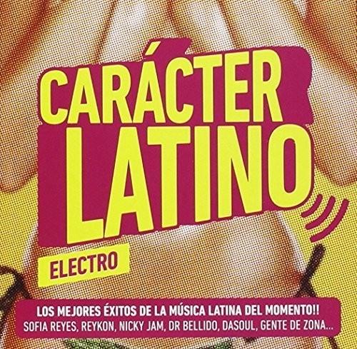 Caracter Latino 2015 Electro [Import]