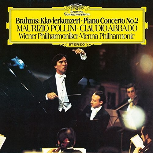 Brahms: Piano Concerto 2: Limited Edition