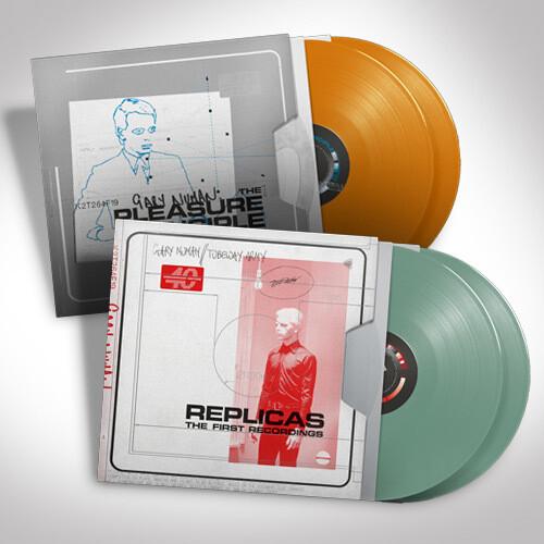 Gary Numan Vinyl Bundle