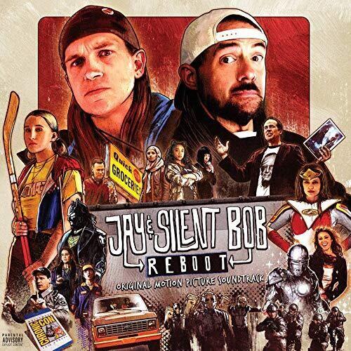 Various Artists - Jay & Silent Bob Reboot (Original Soundtrack) [RSD BF 2019]