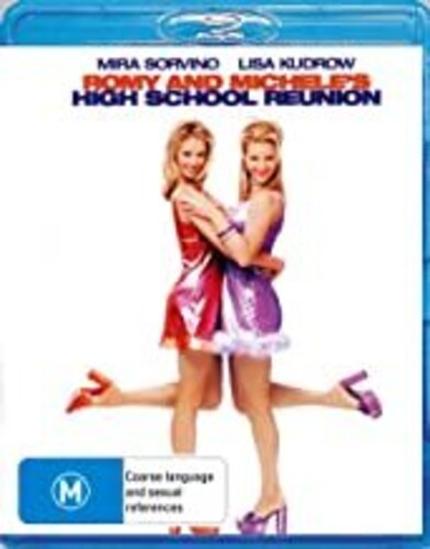 Romy & Michele's High School Reunion [All-Region/ 1080p] [Import]