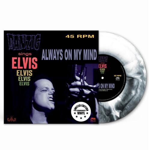 Danzig - Always On My Mind (Starburst Vinyl) [Colored Vinyl]