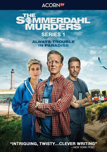 The Sommerdahl Murders: Series 1