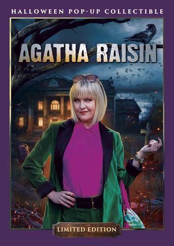 Agatha Raisin Halloween Pop-Up Collectible