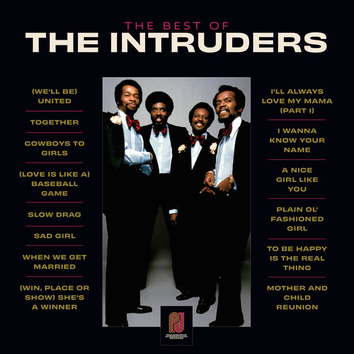 - The Best Of The Intruders